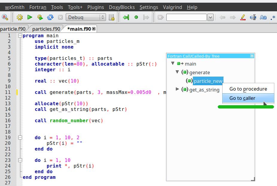 Code Blocks Ide For Fortran Cbfortran