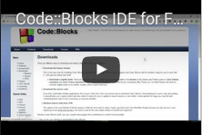 Code::Blocks IDE for Fortran   CBFortran